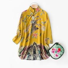 Блузка в китайском национальном стиле Ассортимент