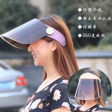 Защитная маска/шляпа для
